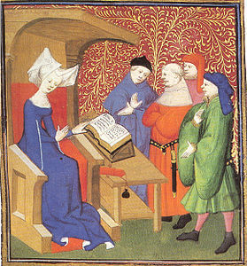 Best quotes by Christine de Pizan