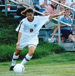 Best quotes by Mia Hamm