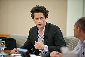 Best quotes by Aaron Levie