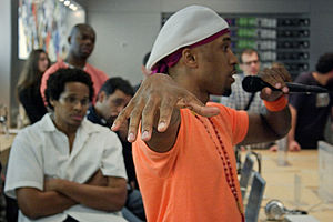 Best quotes by Ali Shaheed Muhammad