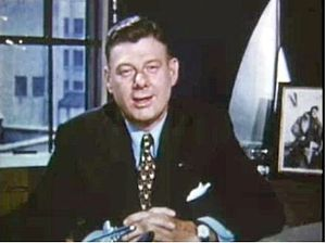 Best quotes by Arthur Godfrey