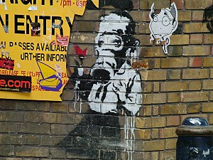 Best quotes by Banksy