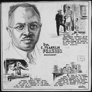 Best quotes by E. Franklin Frazier