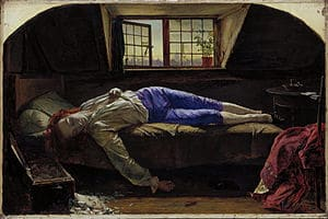 Best quotes by Thomas Chatterton