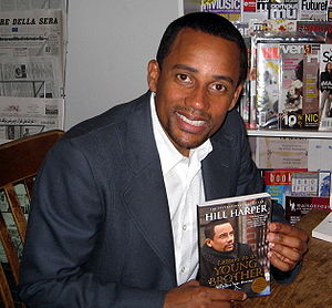 Best quotes by Hill Harper