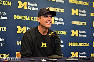 Best quotes by Jim Harbaugh