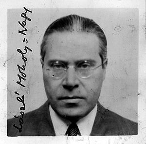 Best quotes by Laszlo Moholy-Nagy