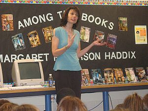 Best quotes by Margaret Haddix