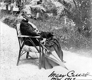 Best quotes by Mary Cassatt