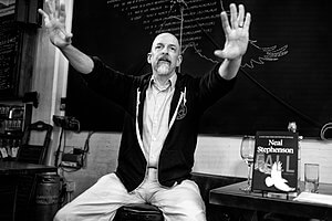 Best quotes by Neal Stephenson