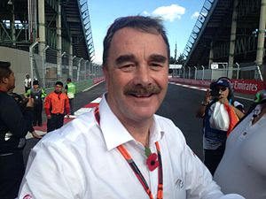 Best quotes by Nigel Mansell