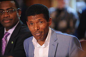 Best quotes by Haile Gebrselassie