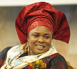 Best quotes by Patience Jonathan