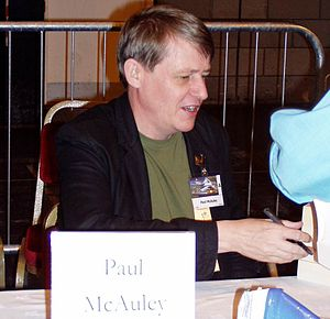 Best quotes by Paul J. McAuley