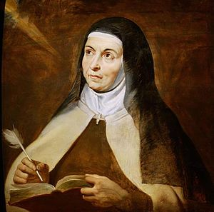 Best quotes by Teresa of Avila