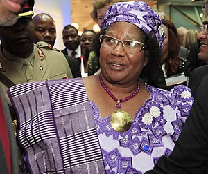 Best quotes by Joyce Banda