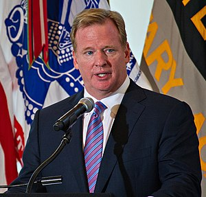 Best quotes by Roger Goodell