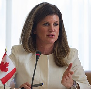 Best quotes by Rona Ambrose
