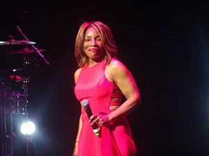 Best quotes by Stephanie Mills