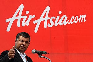 Best quotes by Tony Fernandes