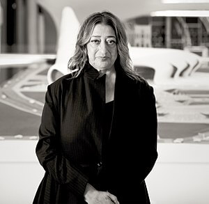 Best quotes by Zaha Hadid