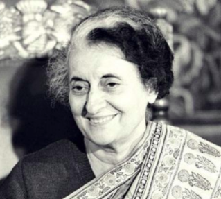 Best quotes by Indira Gandhi