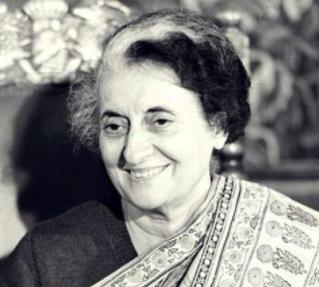 Best quotes by Indira Gandhi