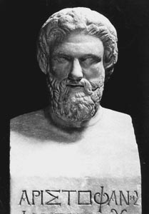 Best quotes by Aristophanes