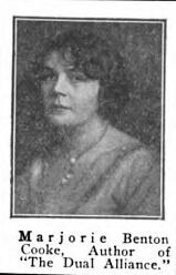 Best quotes by Marjorie Benton Cooke