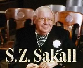 Best quotes by S. Z. Sakall