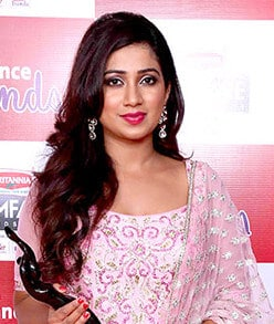 Best quotes by Shreya Ghoshal