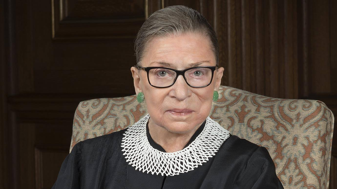Best quotes by Ruth Bader Ginsburg