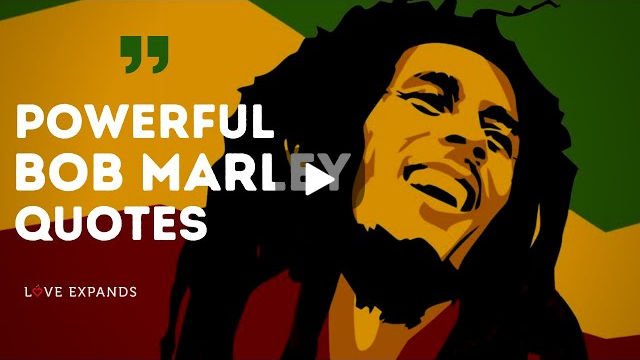 Inspirational Bob Marley Quotes About Love and Life