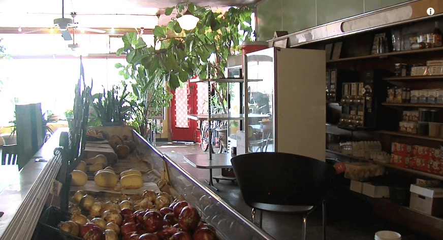 Despite a decline in business, You Say Tomato, a popular Kansas City café shows generosity during pandemic by providing meals for families in need.