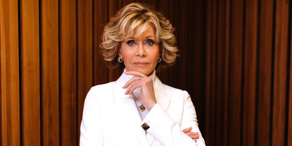 Inspirational celebrity quotes from Jane Fonda
