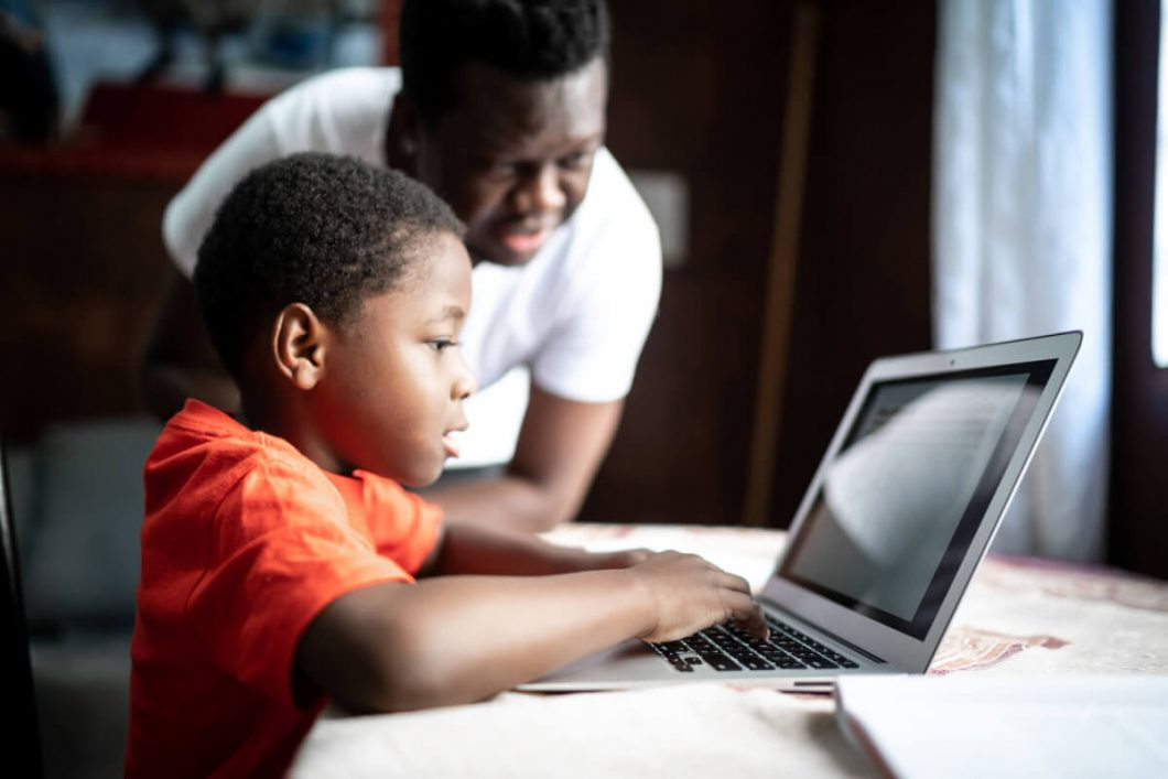 A nonprofit is trying to close the digital divide by setting the goal of providing internet to 1,000 South L.A. families for 1,000 days.