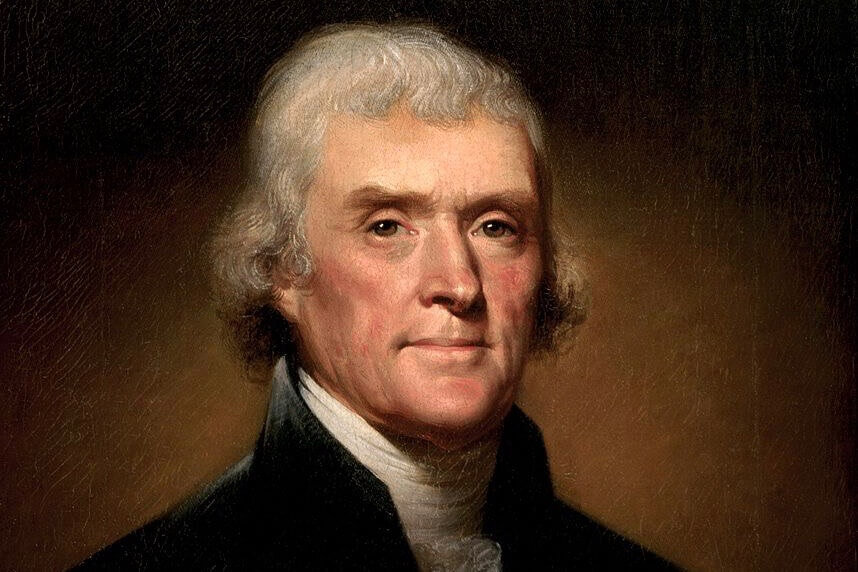 Best quotes by Thomas Jefferson