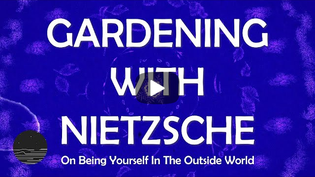 Amid the chaos of being, Nietzsche believed that plants offer us inspiration for living