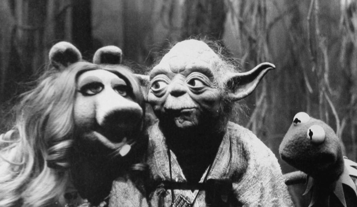 Fun Fact: Yoda and Miss Piggy were voiced by Frank Oz