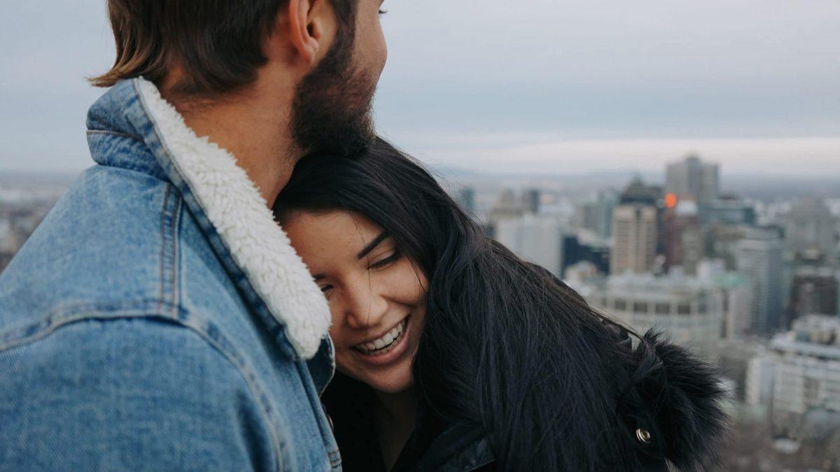 Fun Fact: Cuddling releases oxytocin