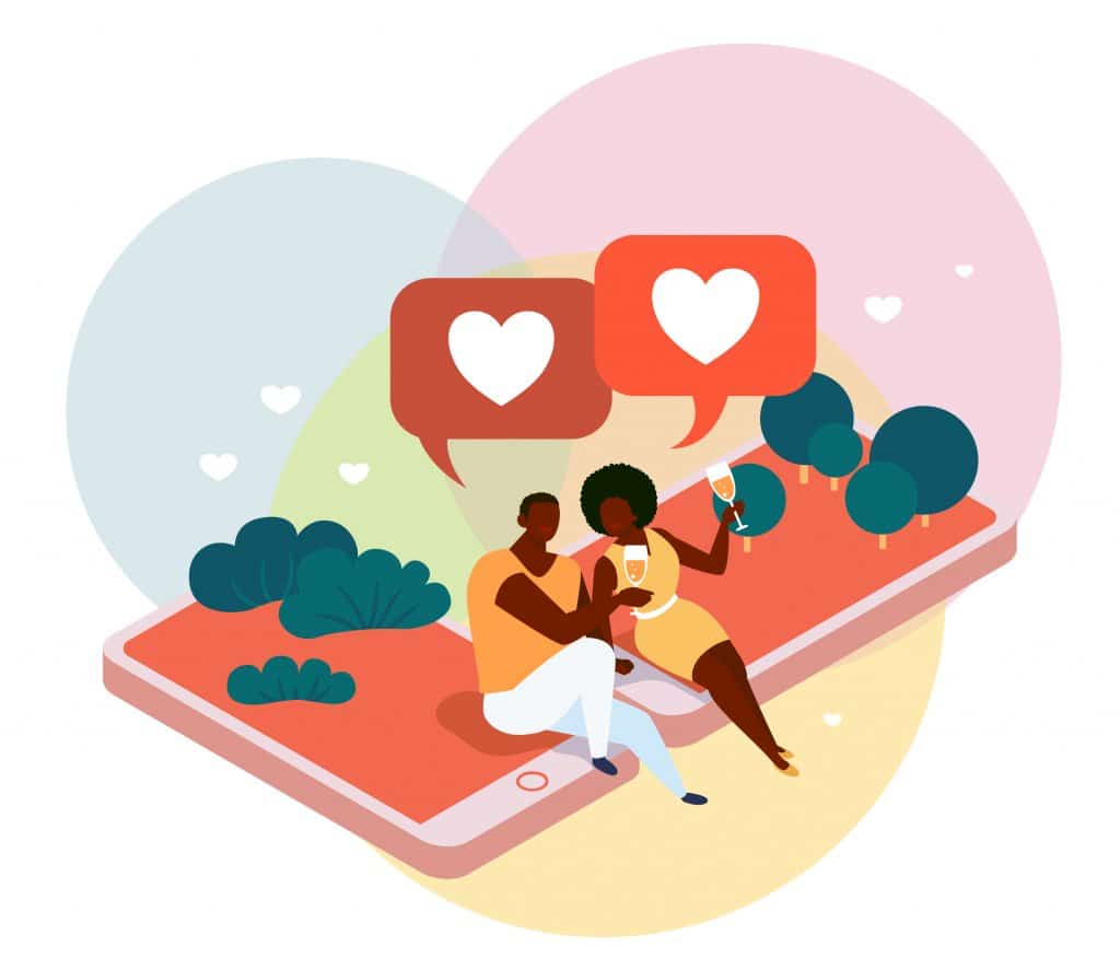 Long-Distance Relationship: Do things together even though you are apart
