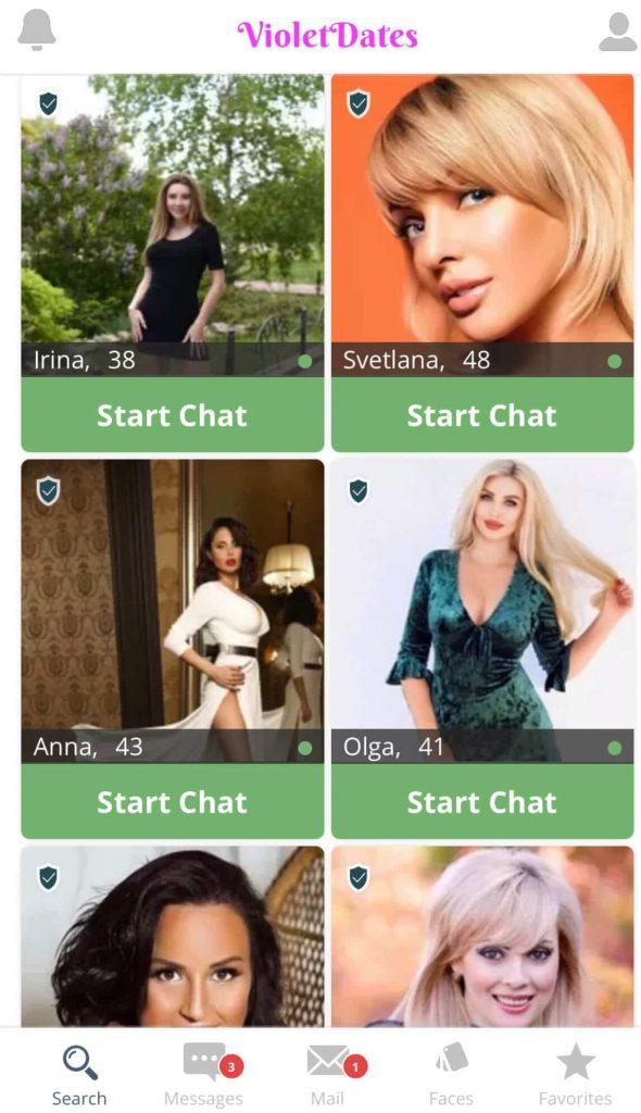 Single Ukrainian women looking to date