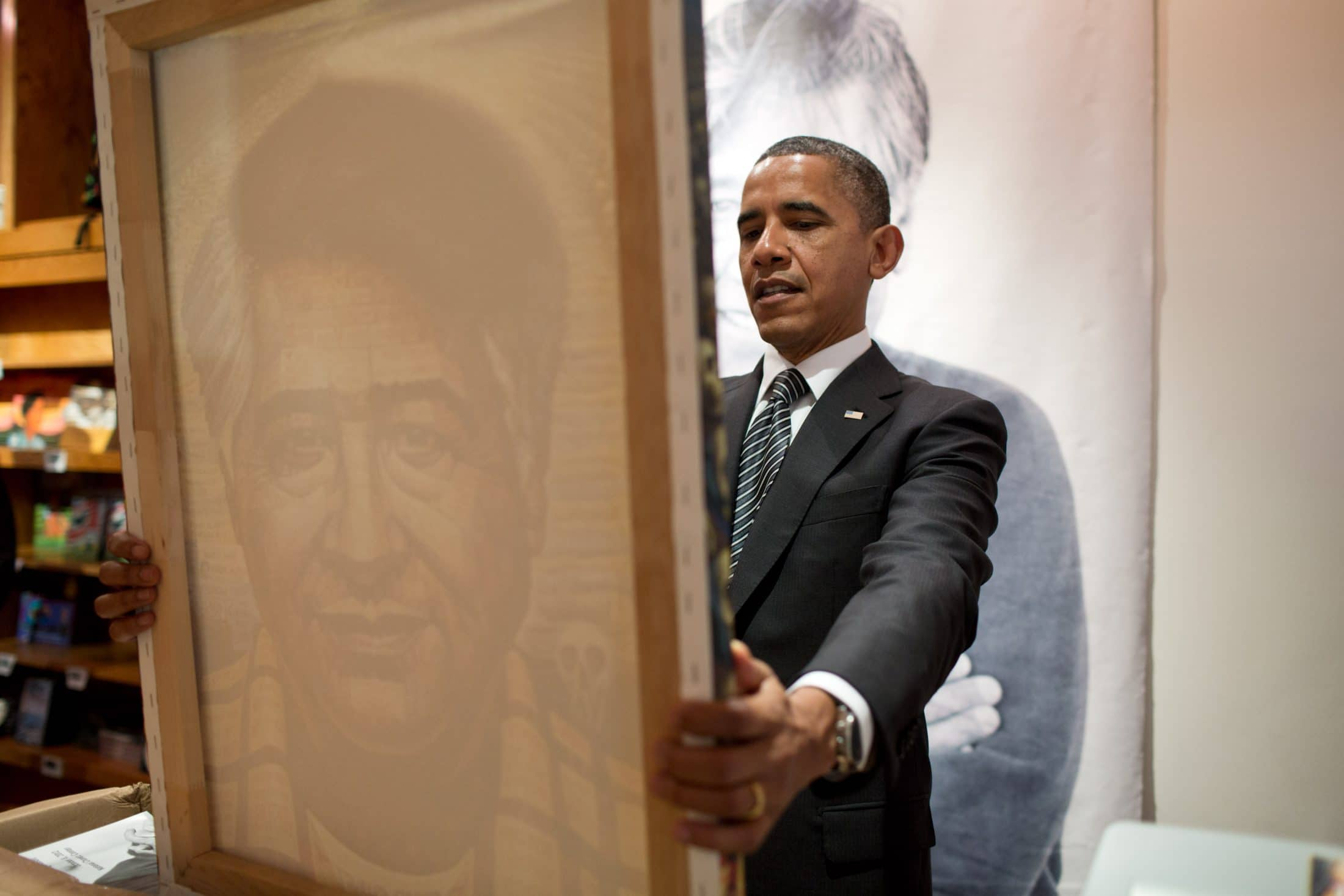 """During a 25-day fast in 1972, Chavez and Huerta coined the slogan """"Si, se puede,"""" Spanish for """"Yes, it can be done."""" Later adopted by President Obama."""