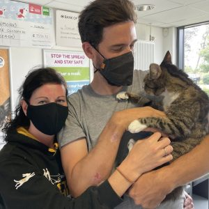 The Cat Came Back! Pet Cat Gone Missing for 10 Years Reunites with Family