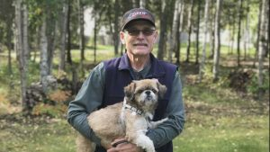 Man and His Dog Walk the Circumference of Earth Over Eight Years, All in Anchorage, Alaska