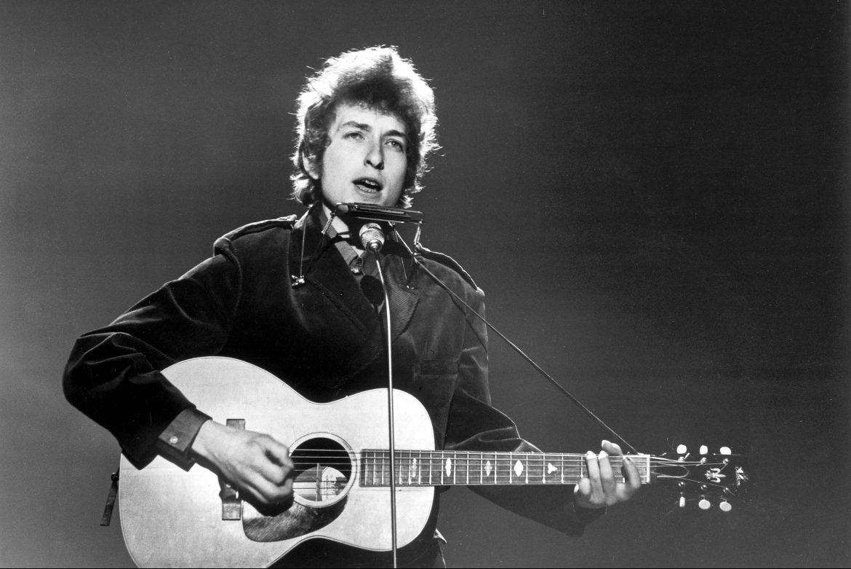 Fun Fact: Bob Dylan's birth name was Robert Zimmerman