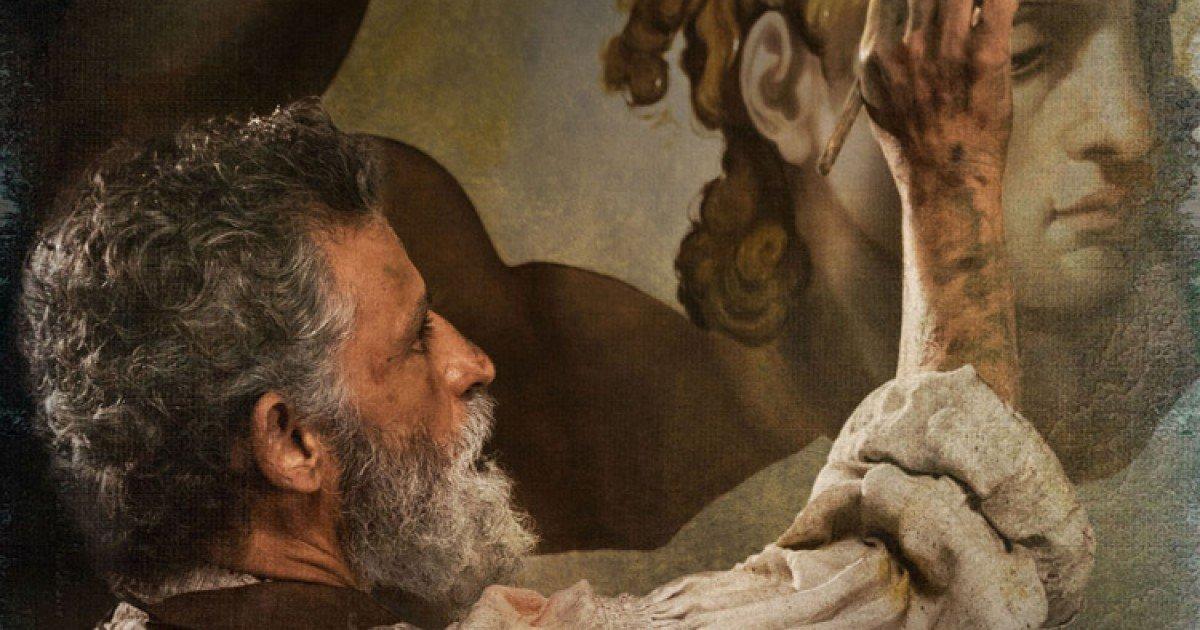 Michelangelo painting