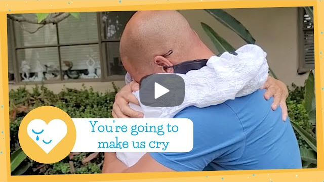 Son Tracks Down Biological Mom After 40 Years For Emotional Reunion