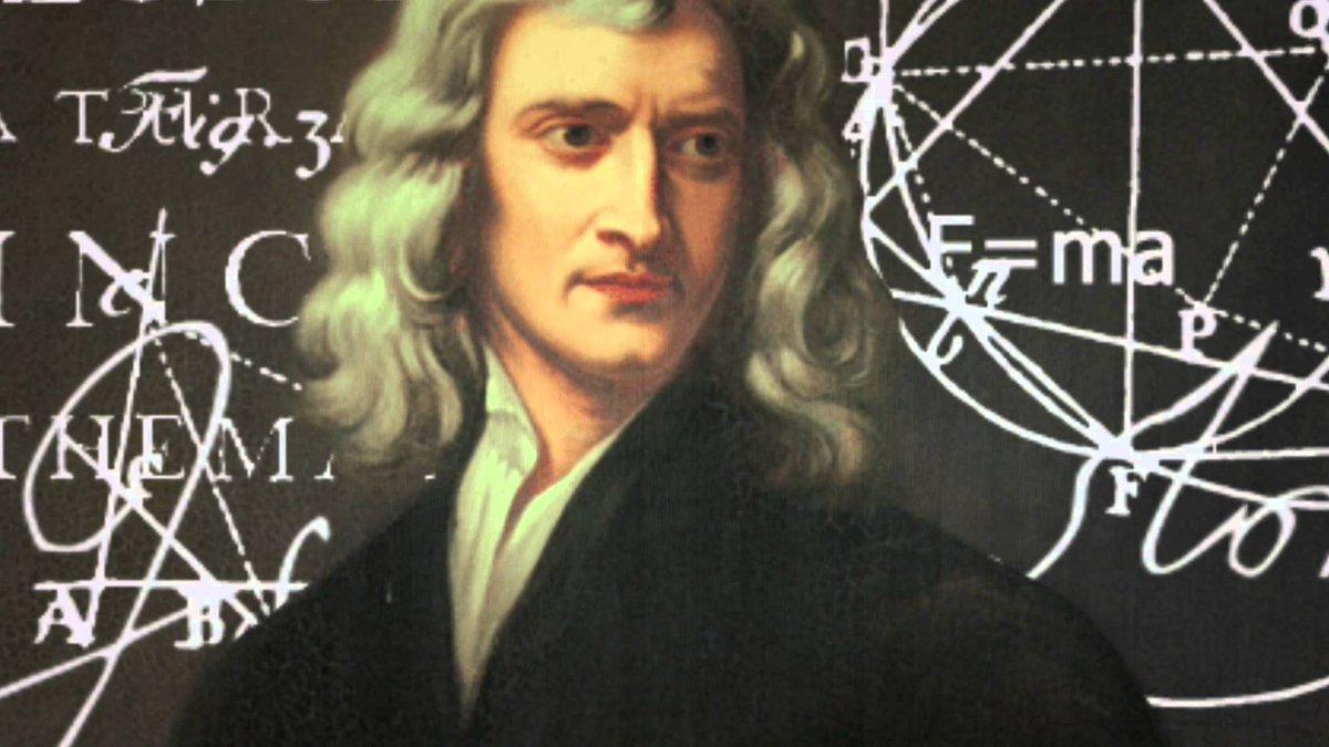 Isaac Newton Mathematics