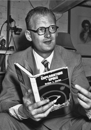 Best quotes by Arthur C. Clarke